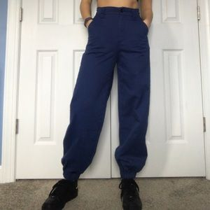Urban Outfitters BDG Blue Joggers XS